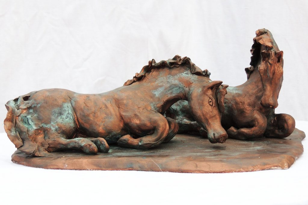 Cathy Bouat sculptures
