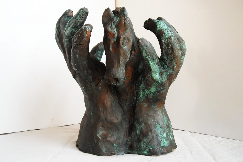 Cathy Bouat sculptures